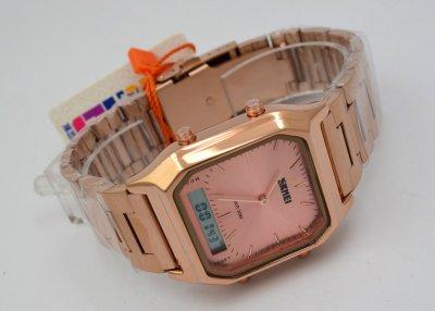 Мужские часы Skmei 1210 RoseGold (0380)