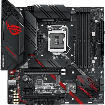 Материнська плата Asus ROG Strix B460-G Gaming Socket 1200