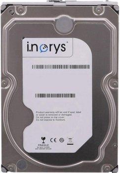 """Жорсткий диск i.norys 2ТБ 7200об/м 64МБ 3.5"""" SATA II (INO-IHDD2000S2-D1-7264) Refurbished"""