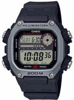 Чоловічі годинники Casio DW-291H-1AVEF