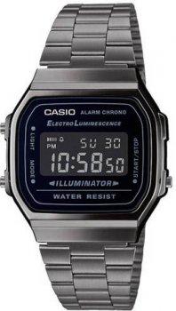 Чоловічі годинники Casio A168WEGG-1BEF