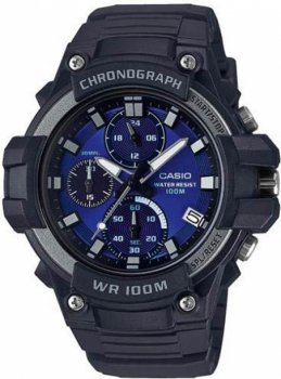 Чоловічі годинники Casio MCW-110H-2A2VEF