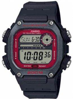 Чоловічі годинники Casio DW-291H-1BVEF