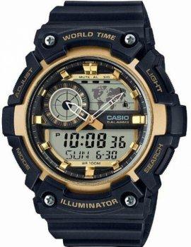 Чоловічі годинники Casio AEQ-200W-9AVEF