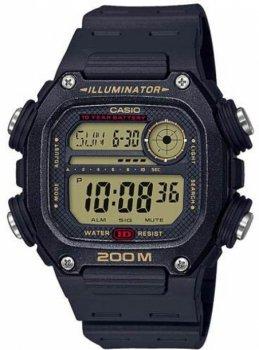 Чоловічі годинники Casio DW-291H-9AVEF