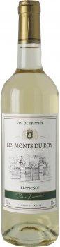 Вино Les Monts du Roy Pierre Dumontet Blanc Sec белое сухое 0.75 л 11.5% (3176481011891)