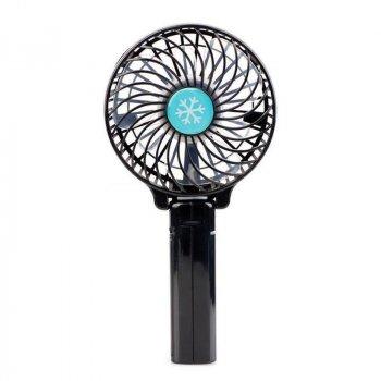 Ручной портативный вентилятор UTM Черный