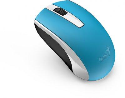 Миша Genius ECO-8100 Wireless Blue (31030010406)