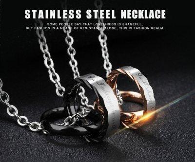 """Парные кулоны Steel Way """"Хранители искренности"""""""
