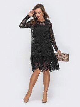 Плаття Dressa 42889 Чорне