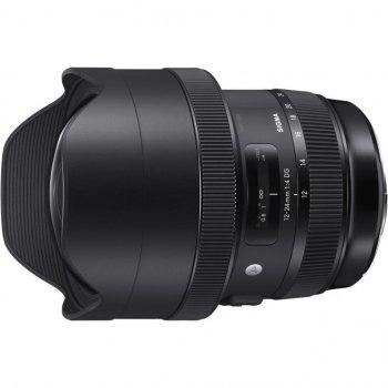 Об'єктив Sigma AF 12-24/4,0 DG HSM Art Canon (205954)