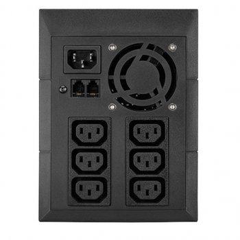 Джерело безперебійного живлення Eaton 2000VA, USB (5E2000IUSB)