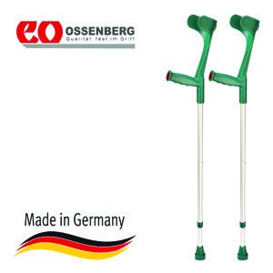 Подлокотный костыль Klassiker 220 DKta Ossenberg , зеленый