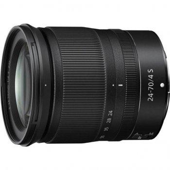 Об'єктив Nikon Z NIKKOR 24-70mm f4 S (JMA704DA)