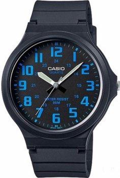 Чоловічі годинники Casio MW-240-2BVEF