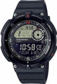 Чоловічі годинники Casio SGW-600H-1BER