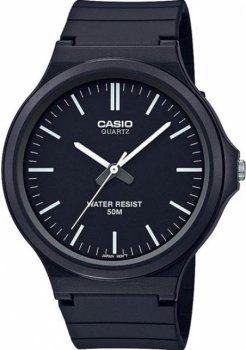 Чоловічі годинники Casio MW-240-1EVEF