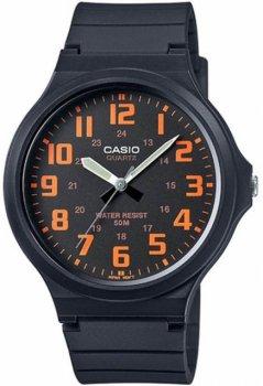 Чоловічі годинники Casio MW-240-4BVEF