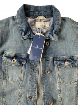 Джинсова куртка Tom Tailor Синя 05500991