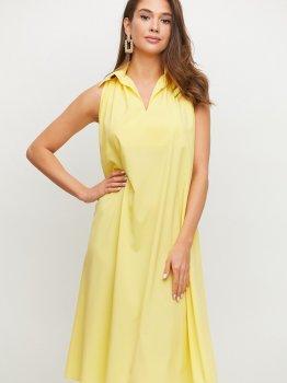 Плаття Karree Сирена P1826M5786 Жовте