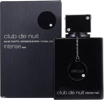 Туалетная вода для мужчин Armaf Club De Nuit Intense Man 105 мл (6085010044712)