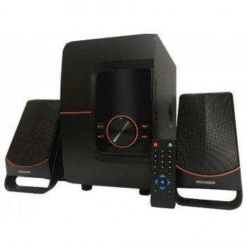 Акустическая система Greenwave SA-158BT Black-orange (R0015303)