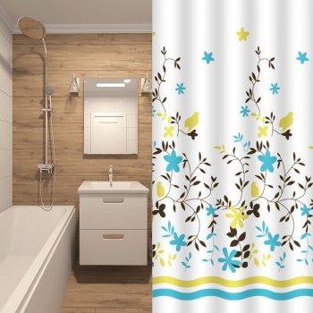 Шторка для ванни Мій Дім Summer time 180 х 200 см (NJ01551)
