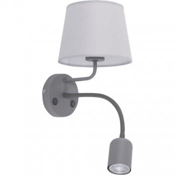 Бра TK Lighting MAJA GRAY 2536