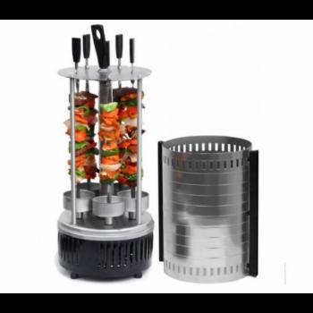 Электрошашлычница, шашлычница электрическая Vilgrand V-1005 1000 Вт настольная (100748)