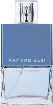 Туалетная вода для мужчин Armand Basi L'Eau Pour Homme 125 мл (8427395900296)