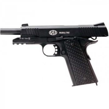 Пневматичний пістолет SAS M1911 Tactical (KMB-77AHN)