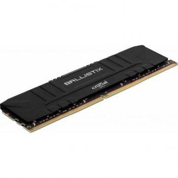 Модуль пам'яті для комп'ютера DDR4 64GB (2x32GB) 3200 MHz Ballistix Black MICRON (BL2K32G32C16U4B)