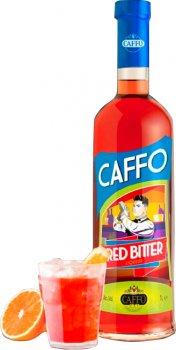 Ликер Caffo Red Bitter 25% 1 л (8004499023016)