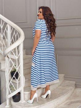Платье ALDEM 2013/1 Синее