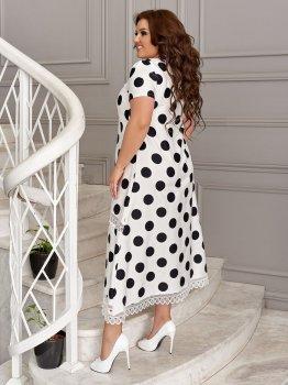 Платье ALDEM 2013/1 Белое