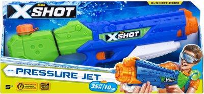 Водный бластер Zuru X-Shot Pressure Jet (56100) (845218020507)