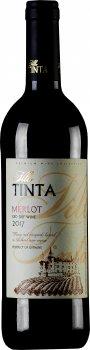Вино Villa Tinta Merlot червоне сухе 0.75 л 11-13% (4820213580238)
