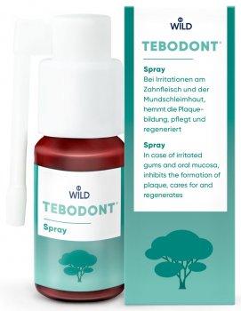 Спрей Dr. Wild Tebodont с маслом чайного дерева 25 мл (7611841349000) (11.3491)