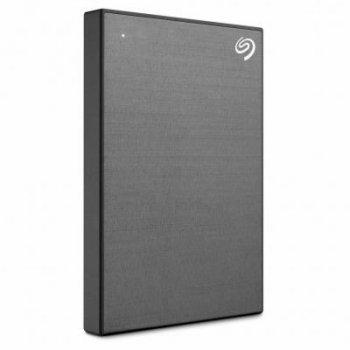 """Зовнішній жорсткий диск 2.5"""" 1TB Backup Plus Slim Seagate (STHN1000405_)"""