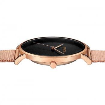 Кварцові годинники Quartz Geneva Platinum Black