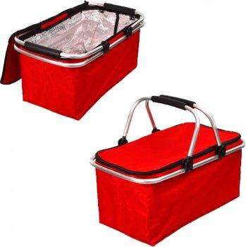 Дорожній термокошик Easy Gifts 20 л Червоний (2000992397766)