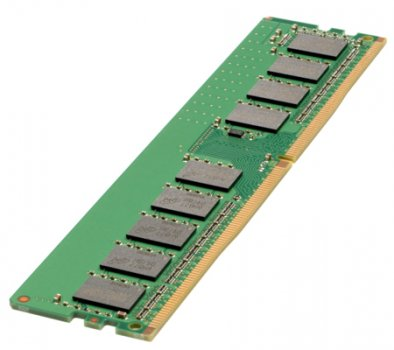 Память HPE DDR4-2400 8GB PC4-19200 ECC Unbuffered Standard Memory Kit (862974-B21)