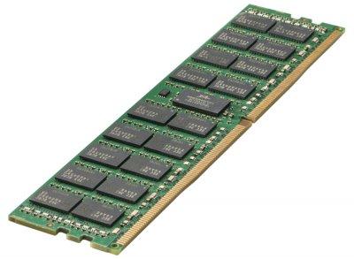 Память HPE DDR4-2666 16GB PC4-21328 ECC Registered Smart Memory Kit (835955-B21)