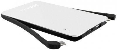 УМБ TechCharge 5000 mAh Grey (1705 Grey)