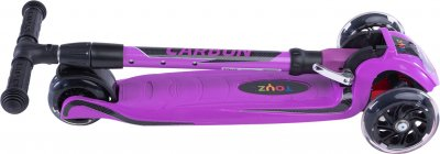 Самокат Caretero Carbon Purple (Car.Carbon(purple))