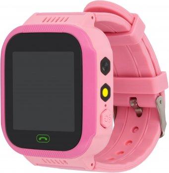 Смарт-годинник Atrix Smart Watch iQ1200 Flash GPS Pink