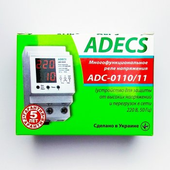 Реле напряжения ADECS ADC-0110-32 (VIT0087)
