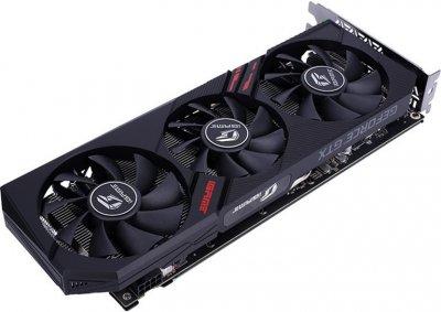 Colorful PCI-Ex GeForce GTX 1660 iGame Ultra 6GB GDDR5 (192bit) (1530/8000) (DVI, HDMI, DisplayPort) (GTX 1660 iGame Ultra 6G-V)