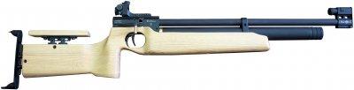 Пневматична гвинтівка (PCP) ZBROIA Biathlon 450/220 (7.5 Дж, Ясен)