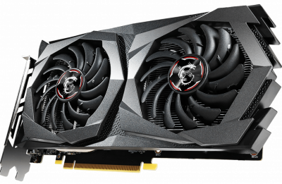 MSI PCI-Ex GeForce GTX 1650 D6 Gaming 4GB GDDR6 (128bit) (1620/12000) (2 x DisplayPort, HDMI) (GTX 1650 D6 GAMING)